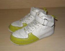 Nike Air Jordan Ajf 12 Retro Green White Sneakers 317748-131 Youth Size 6.5