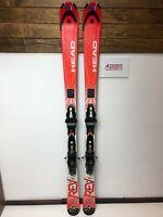 HEAD REV 75 R 163 + Fischer RS10 Bindings Oudoor Winter Sport Adventure Slope