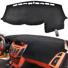 Xukey Dashboard Cover Dashmat Dash Mat Pad For Ford Focus 3 MK3 2012-2018