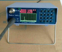 UV UHF VHF dual band spectrum analyzer with tracking source tuning Duplexers