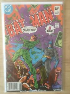 Batman #362 (DC-Comics) - VF - Riddler cover story with origin retold