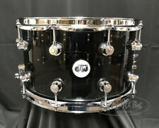 DW Snare Drum Limited Edition Design Series 8x14 Acrylic Shell in Smoke