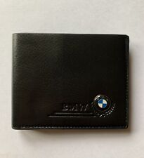 New BMW M Sport Men's Leather Wallet UK Seller 🇬🇧