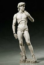 figma table Museum of Art and Statue of David non-scale ABS & PVC painted Figure