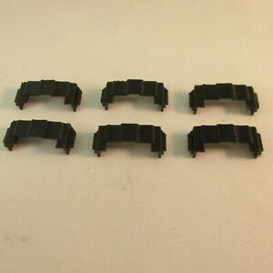 AURORA TOMY AFX BODY CLIP FOR SG+ ~ CONVERT TO FIT WIDE BODIES ~ 6 PC ~ NEW