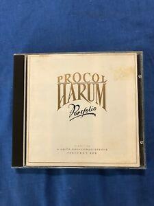 Procol Harum Portfolio - CD