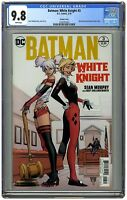 BATMAN WHITE KNIGHT #3 CGC 9.8 NM/MT WP VARIANT COVER 1ST NEO JOKER APP