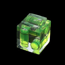 Hot 3D Triple 3 Axis Bubble Spirit Level Hot Shoe Adapter For Camera Photography