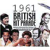 The 1961 British Hit Parade Part 3, Various Artists, Adam Faith, Bob, Good Box s