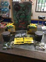 12'-17' Ski-doo 800R Rebuild Kit, ETEC, MXZ 82mm Std, Pistons, Complete Gaskets