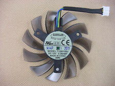 75mm VGA Video Card Fan Replacement 40mm GTX460 R6870 T128010SU 178