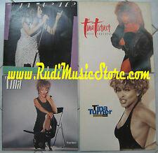 LOTTO 3 LP + EP TINA TURNER mini break dancer simply best NO cv mc dvd vhs live