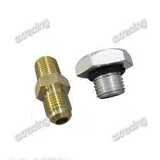 Turbo Oil /Water Fitting Kit For RB20/25DET RB20 RB25 240SX Skyline S13 S14