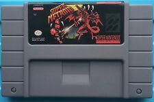 Super Metroid SNES 16 Bit Game Cartridge Card USA NTSC  PROMOTION $18.95>>$16.00