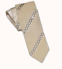 Uomo Luxury Men's White Silk with Swarovski Tie Set with Handkerchief & Gift Box