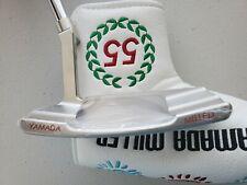"Rare Yamada golf Yamada Milled Emperor 2 Putter 34"" NEW"