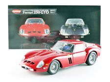 Kyosho 1962 Ferrari 250 GTO Red High End in 1/18 Scale. New Release!