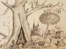 """Kush, Vladimir   """" Tree of Life """"    Giclee   MAKE OFFER  DSSBA"""