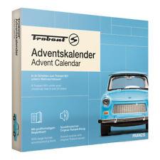 Franzis Adventskalender Trabant Autobausatz Bausatz Baukasten Weihnachtskalender