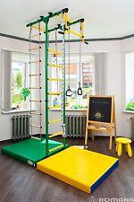 Indoor playground for kids (Jungle gym) Kometa Green