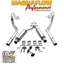 """MAGNAFLOW 15717 2.5"""" CAT BACK DUAL EXIT EXHAUST KIT 1999-2004 FORD MUSTANG 3.8L"""