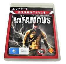 InFamous Sony PS3
