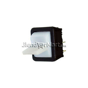 Vitamix 15754, Lighted Momentary Switch