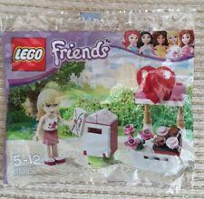 LEGO Friends Mailbox Stephanie (30105) Polybag new.