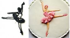 Patchwork Cutters BALLERINA - Cake Decorating Embosser Cutter