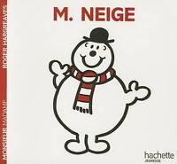 (Good)-Monsieur Neige (Monsieur Madame) (Paperback)-Hargreaves, Roger-201224856X