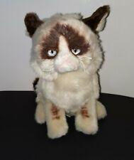 "Gund Grumpy Cat Kitty Plush 9"" Stuffed Animal Toy Siamese Himalayan"