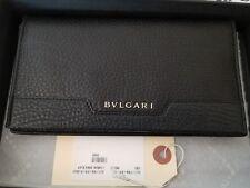 Bvlgari Men Wallet long from calf skin