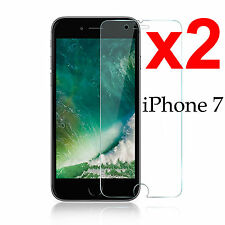 x2 Anti-scratch 4H PET film screen protector Apple iphone 7 front