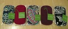 VERA BRADLEY ASSORTED DOUBLE EYEGLASS CASES, ORIGINAL PACKAGING, NEW WITH TAGS