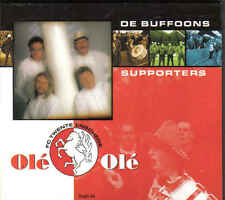 De Buffoons+Supporters-Ole Ole FC Twente cd maxi single