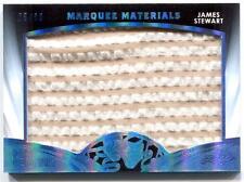 Jimmy James Steward 2016 Leaf Pop Century Marquee Materials 5/10 Celebrity Worn