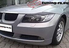 SCHEINWERFERBLENDEN BÖSER BLICK ABS PASSEND FÜR BMW E90 E91  tuning