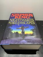 """1993 """"Nightmares and Dreamscapes"""" by Stephen King 1st edition Hardcover book"""