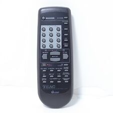 TEAC RC-716 TV / VCR Remote Control G-CODE OEM Tested & Cleaned in Good.