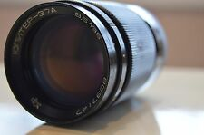 Lens Jupiter 37A 3,5/135 Tele M42 mount USSR