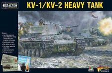 Soviético KV-1/KV-2 Perno acción Warlord Games 28mm Sd