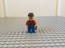 Lego Rock Raiders Bandit Minifigure