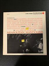Neopolitan Mandolins LP RCA Living Stereo International 1S/1S EX!!!