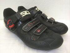 SIDI S-Pro Dominator 5 MTB Cycling Shoes EUR 45 Mountain Bike Black Red