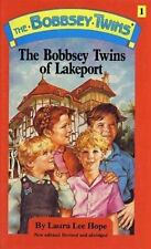 Bobbsey Twins 01: The Bobbsey Twins Of Lakeport-ExLibrary