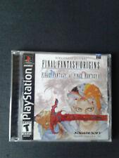 Playstation PS1 Final Fantasy Origins Black Label US - NEUF/Scellé -NEW SEALED