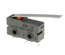 5 x Stellmotor Mikroschalter SPDT 5A Mikroschalter