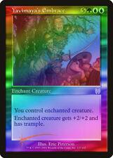 Yavimaya's Embrace FOIL Apocalypse NM Blue Green Rare MAGIC MTG CARD ABUGames
