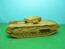 Airfix compatible 1/32 scale British Churchill Tank (brown)