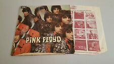 Pink Floyd The Piper At The Gates Of Dawn LP Columbia Blue/Silver Mono 1967 1st